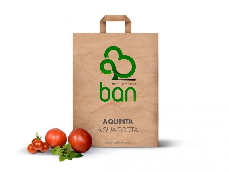 bioalternativa - visual identity, Logo | João Santos