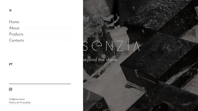 Essenzia - Loja Online Woocommerce | João Santos Webdesigner